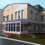 Железнодорожная больница - Омск