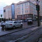 Республиканская больница Куватова - Уфа