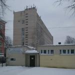 Городская больница №9 на Крестовском - Санкт-Петербург